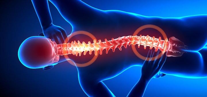 le CBD contre les maux de dos
