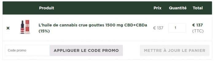 Code promo Endoca